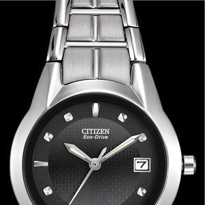 NWT Citizen Eco Drive Paradigm Watch